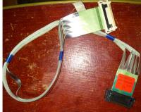 Cable LVDS LG 32LN540V-ZA.ARUYLH EAD62370715 A:470 B:27 N:51pin