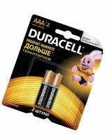 Элемент-Alkaline-AAA-LR03-(MN2400)-Duracell-Basic-BL2