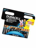 Элемент-Alkaline-AAA-LR03-(MX2400)-Duracell-Turbo-Max-BL12