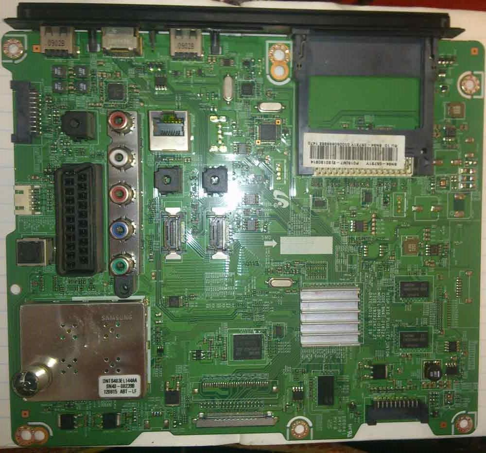 MainBoard Samsung UE40EH5307KXRU ver HSO2 BN41-01812 BN41-01812A