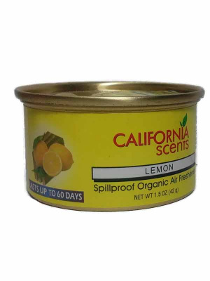 California-Scents-Лимон